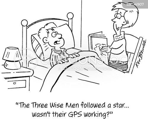 christmas story cartoon