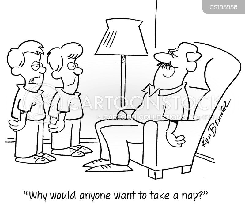 nappers cartoon