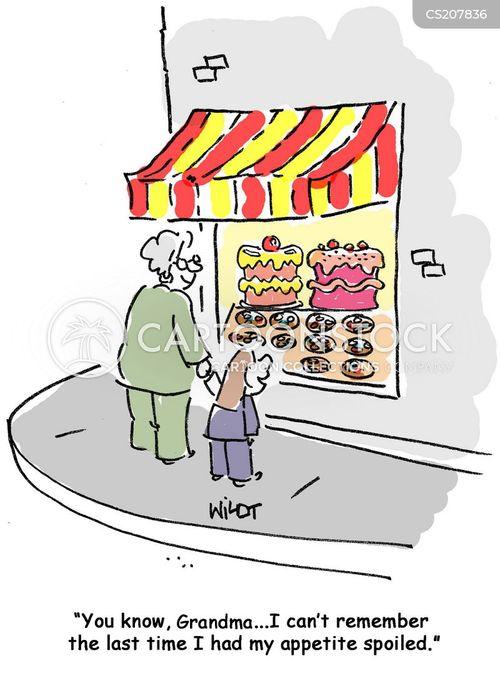 granddaughter cartoon