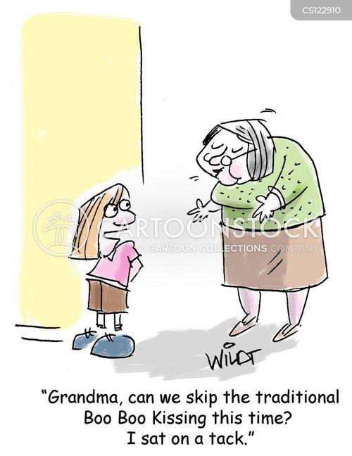 tack cartoon