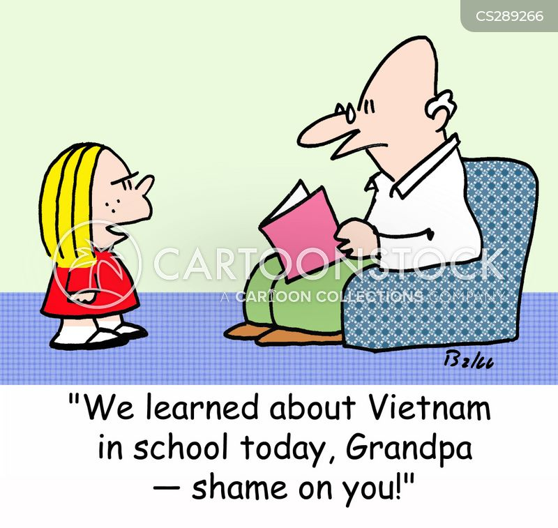 war veterans cartoon