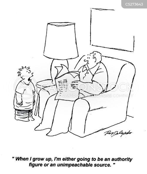 doubted cartoon