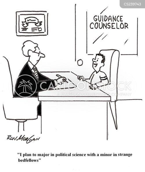 guidance counselors cartoon