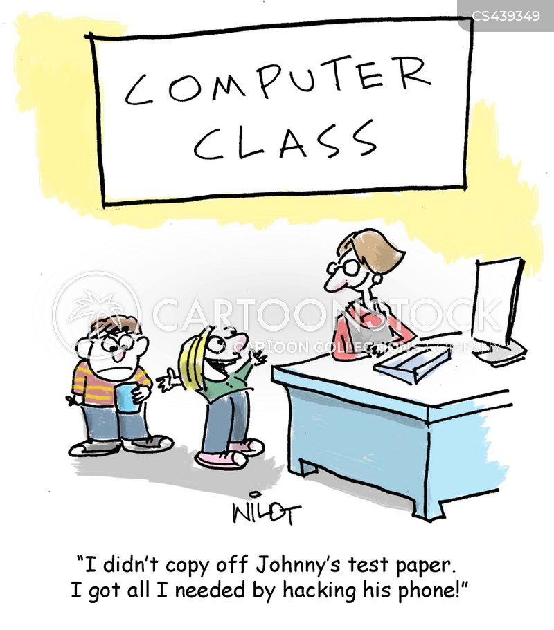 copy-cat cartoon