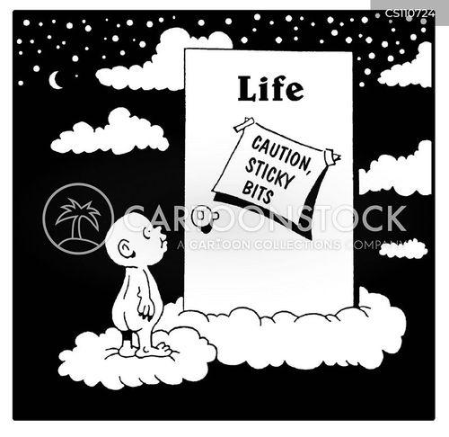 new lives cartoon