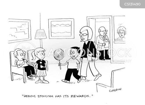 heroism cartoon