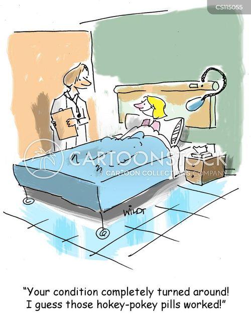 recuperation cartoon