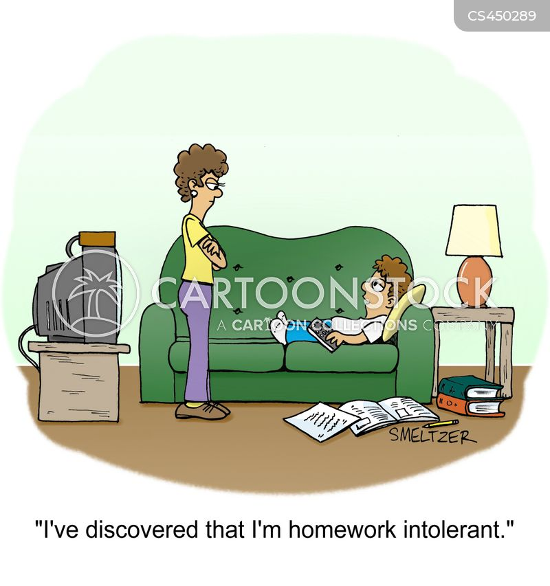 adverse effect cartoon