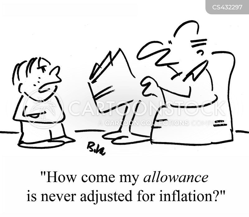 economic condition cartoon