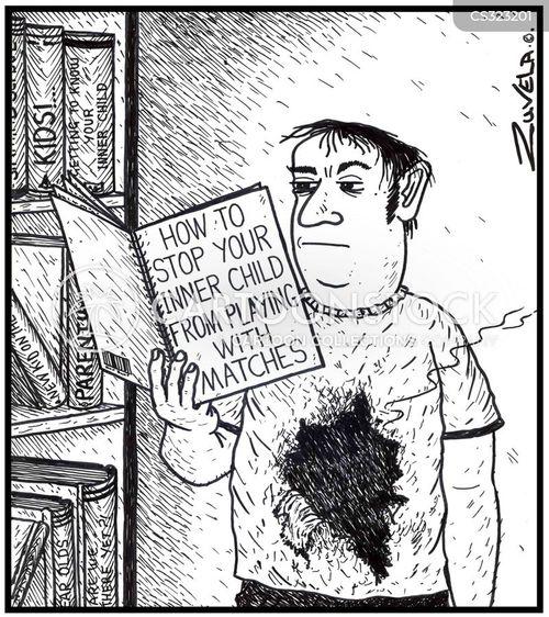 life guide cartoon