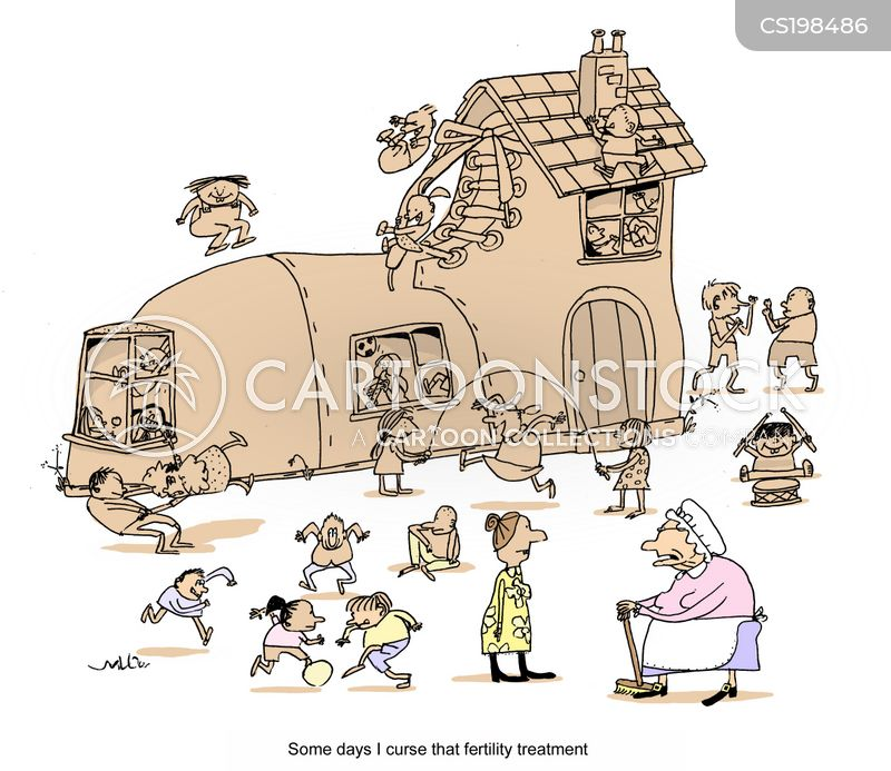 Large Families cartoons, Large Families cartoon, funny, Large Families picture, Large Families pictures, Large Families image, Large Families images, Large Families illustration, Large Families illustrations
