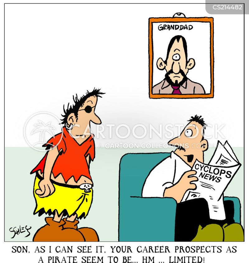 career prospects cartoon