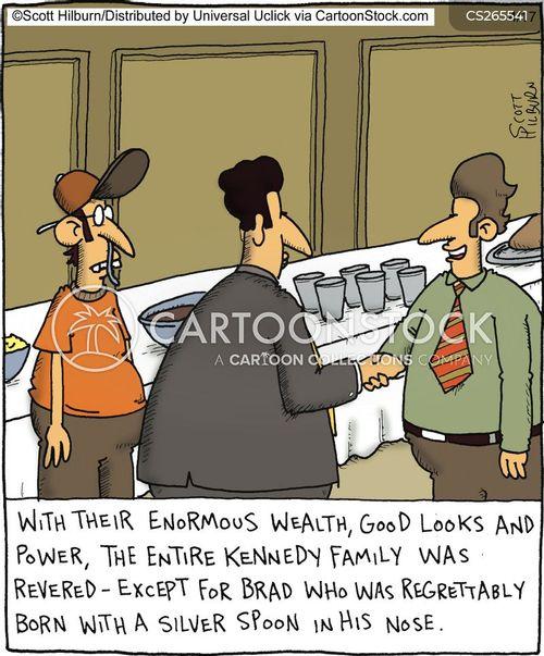 kennedies cartoon