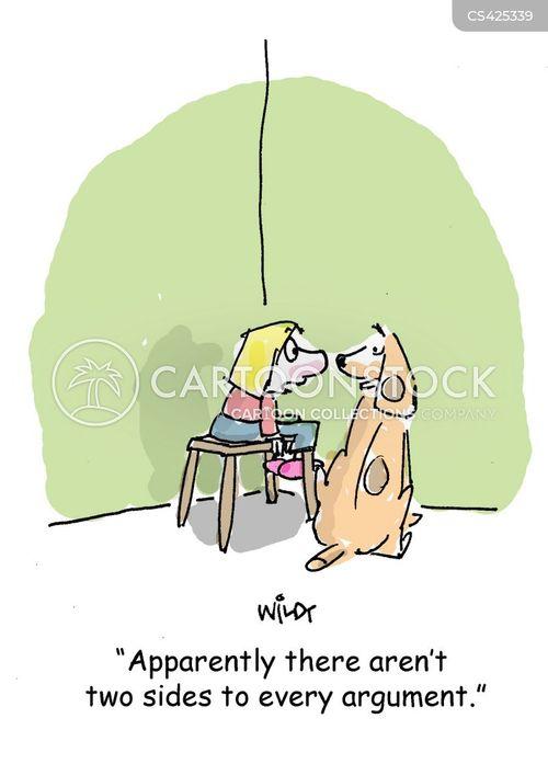 discipling cartoon