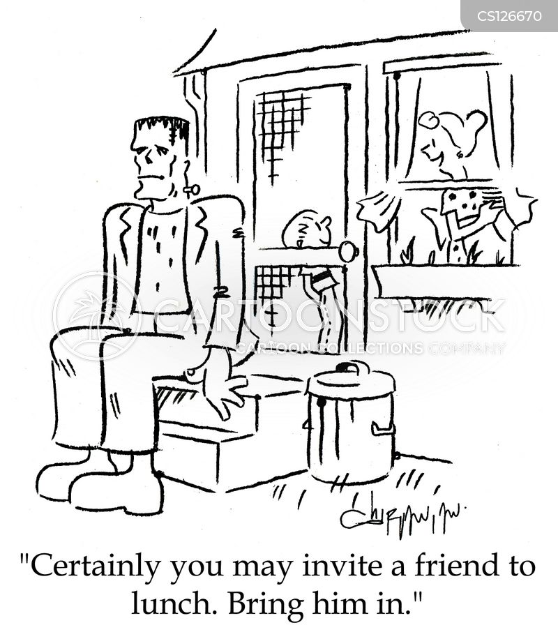 Lunch Invitation Cartoons And Comics Funny Pictures From