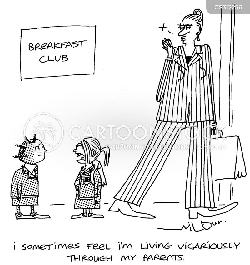child minders cartoon