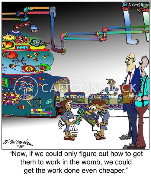 factors cartoon
