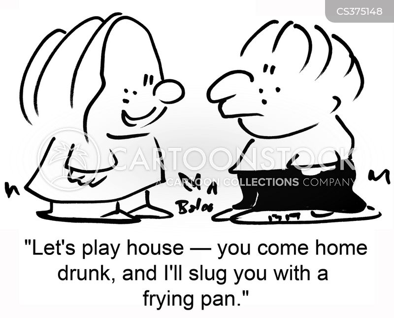 staying out late cartoon
