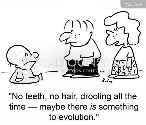 drools cartoon