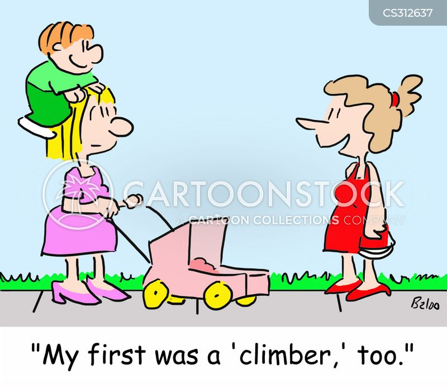 first born cartoon