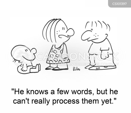 knows cartoon