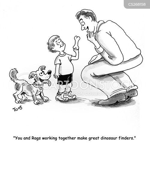 paretns cartoon