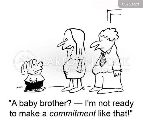 new sibling cartoon