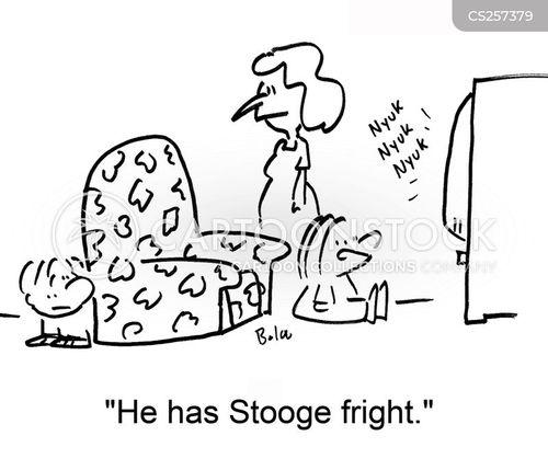 scary tv cartoon