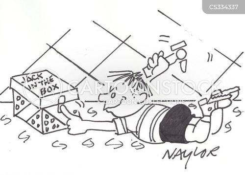 play rooms cartoon