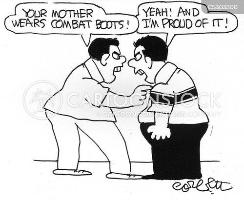 butch cartoon