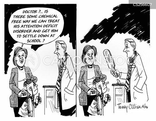 spare the rod cartoon