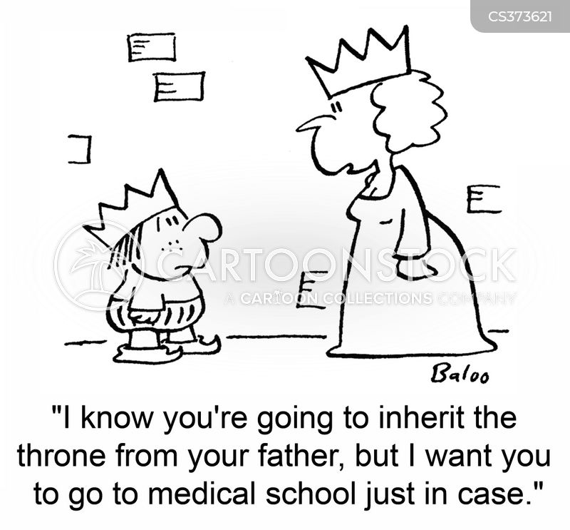 good education cartoon