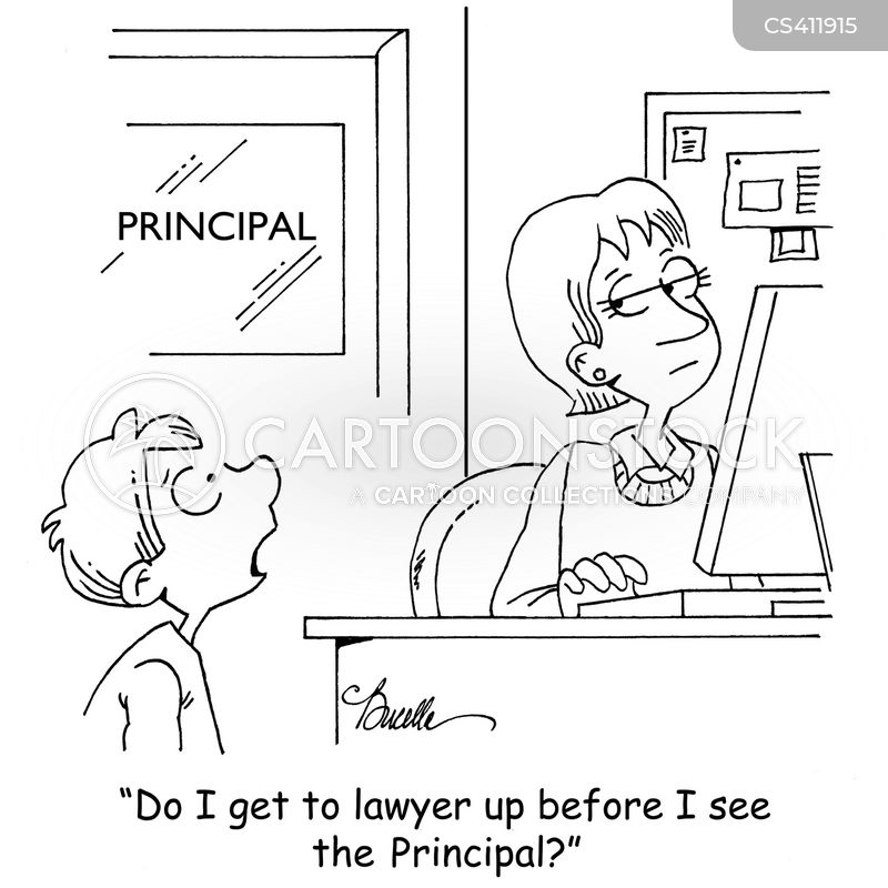legal rights cartoon