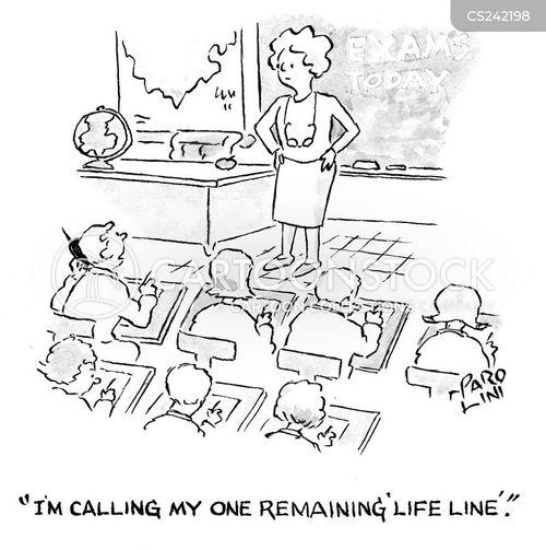 life-line cartoon