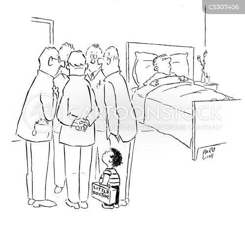med student cartoon