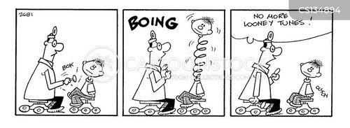 boing cartoon