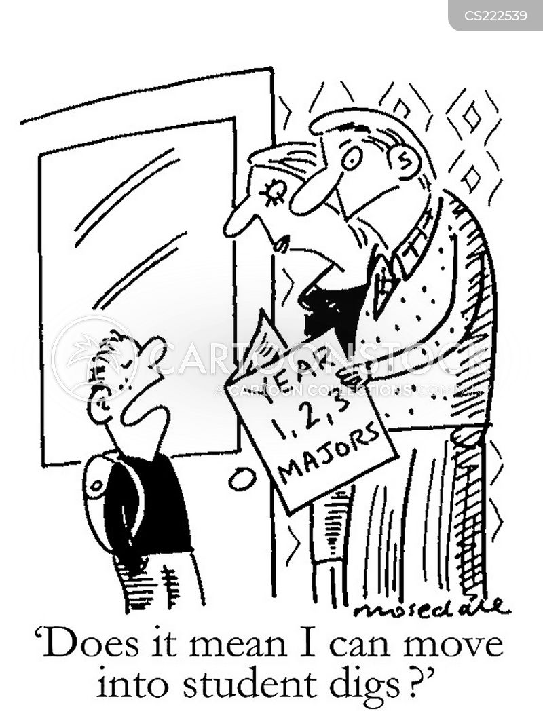 majoring cartoon