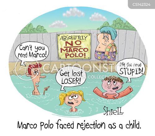 marco polo cartoon