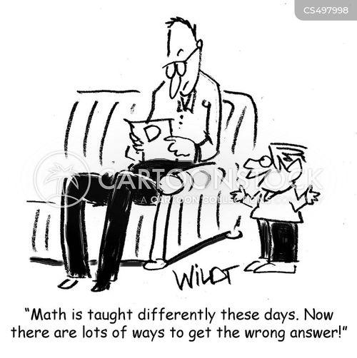right answers cartoon