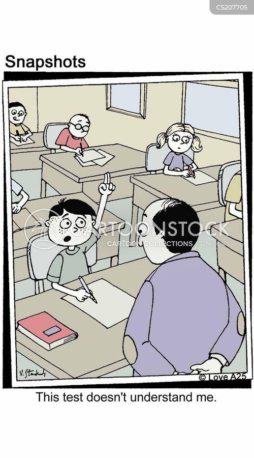 midterm cartoon