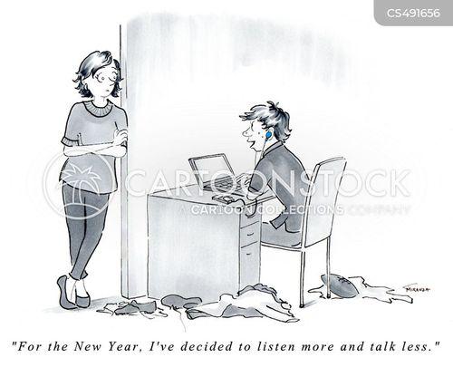 ear-bud cartoon