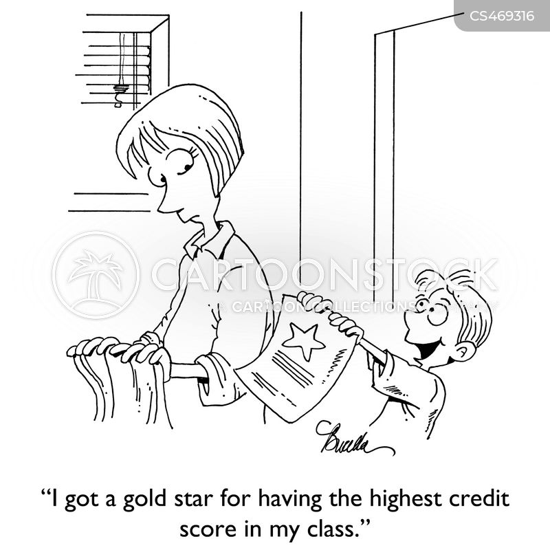 gold star cartoon