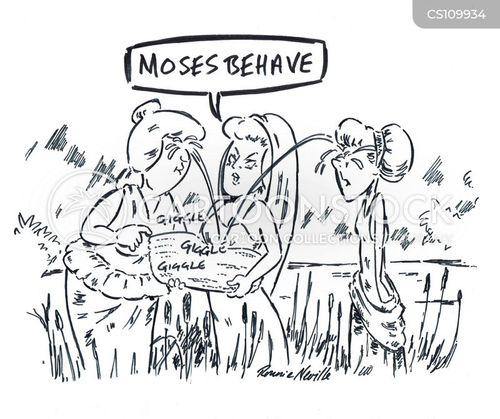 cheekiness cartoon