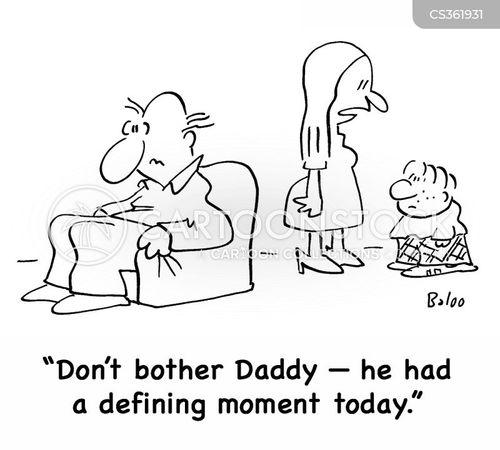 life changing cartoon