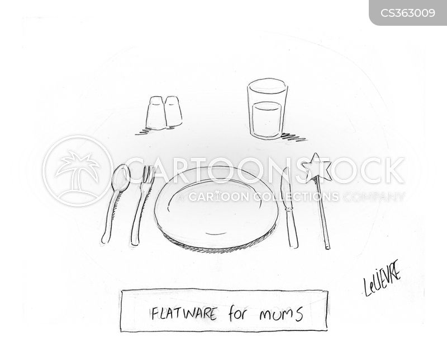 domesticity cartoon
