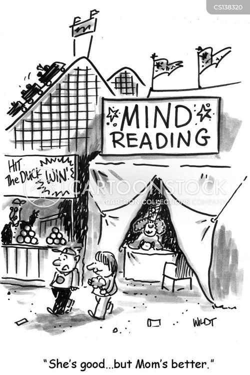 mindreading cartoon