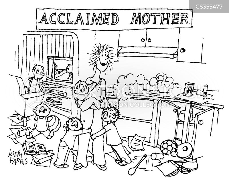 acclaim cartoon