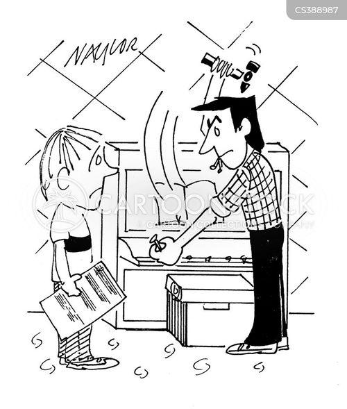 music practice cartoon
