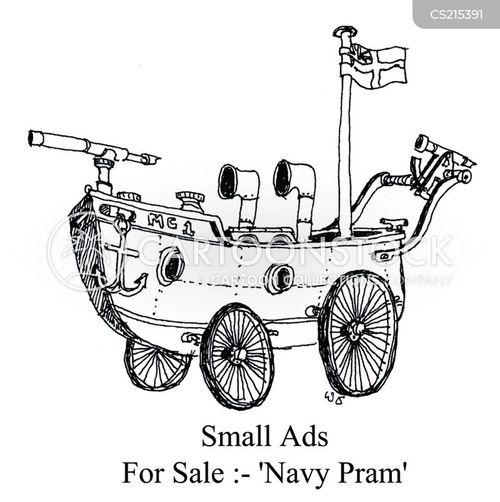naval cartoon