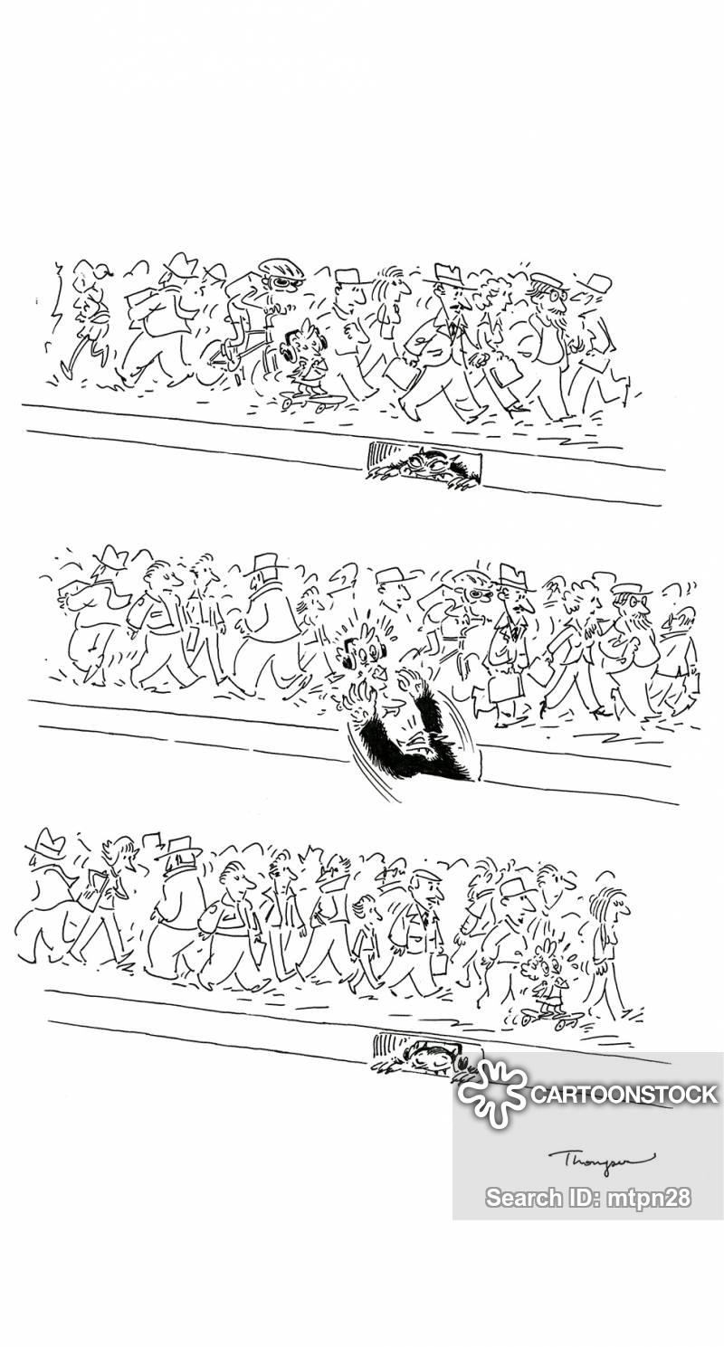 noise pollutant cartoon